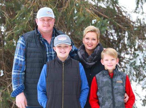 Nick Buckentin and Family